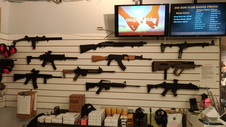 ハワイのスワットガンクラブで本物の銃を打ってきました。実弾射撃は迫力満点!